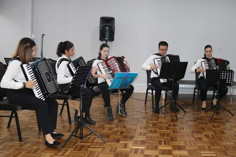 Accordions Alfresco Ensemble,2017